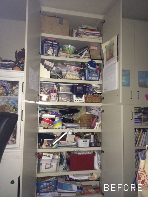 Deep Cabinets